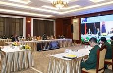 第四次越南与澳大利亚国防政策对话以视频方式召开