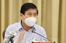 胡志明市将严格处理违反防疫规定的行为