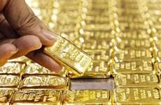 4日越南国内黄金价格每两下降10万越盾