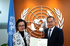 ASEAN 2020:联合国副秘书长希望进一步深化越南与ESCAP之间的合作关系
