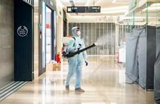 河内市出现2例新冠肺炎确诊病例的相关信息