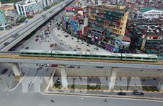 河内轻轨吉灵—河东线将于12月12日试运行
