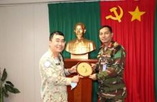 越南野战医院在南苏丹的防疫工作获得高度评价