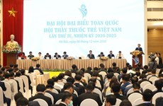 越南青年医师协会传播青春力量 奉献于社会
