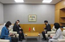 日本群马县知事对越南防疫成果表示钦佩