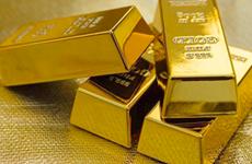 7日上午越南国内市场黄金价格保持在每两5500万越盾以上