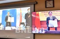 越南与中国签署越南凉粉草输华植物检疫要求议定书