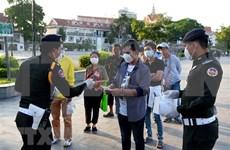 柬埔寨内政部大楼暂时关闭 所有官员居家办公