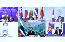 ACMECS- 9:各国通过《金边宣言》 泰国提出3个重点合作领域