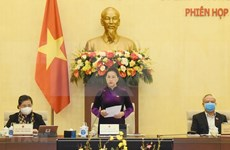 越南国会常务委员会第五十一次会议开幕