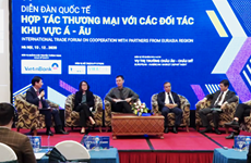 进一步加强越南与亚欧国家的贸易合作关系