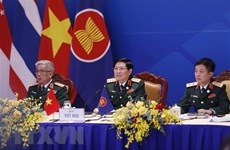 ASEAN 2020: 越南首次举行军事渠道的主席国特邀嘉宾活动