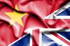 《越南—英国自由贸易协定》谈判结束的纲要即将签署
