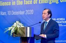 增强东盟加三经济金融合作韧性共同应对新挑战