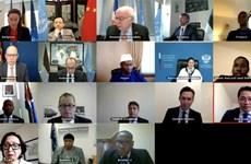 越南强调犯罪预防和惩治中的国家责任