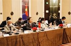 越南与韩国加强贸易、工业和能源领域的合作