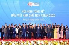 越南政府总理阮春福出席2020年东盟国家委员会总结会议