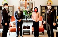 IFRC秘书长贾根·查帕金高度评价IFRC与越南之间的务实合作