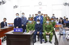 阮德钟因涉嫌窃取国家机密罪被判处有期徒刑5年