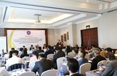 进一步加强越日两国法律队伍之间的合作