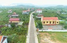 实现新农村建设国家目标计划10年后广宁省已提前完成既定目标