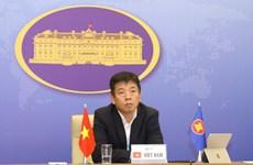 ASEAN 2020: 东盟齐心协力和主动适应的海洋合作