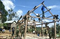 政府总理要求采取配套措施推进灾后恢复重建工作