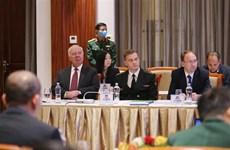 越俄热带中心政府间协调委员会第31次会议举行