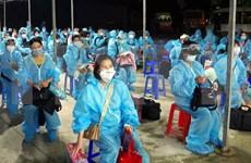 新冠肺炎疫情:越南无新增病例1252例已被治愈