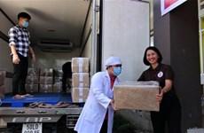 越南巴地头顿省向日本出口首批2吨有机巧克力