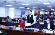 胡志明市对旅居海外越侨加大政策和法律宣传力度