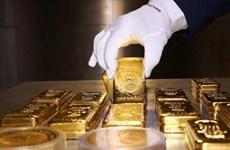 17日越南国内市场黄金价格每两上涨10万越盾