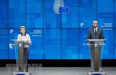 欧盟领导人表示希望与越南加强合作