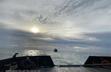 外交部例行记者会:越南海军潜艇营救在海上遇险的俄罗斯货船