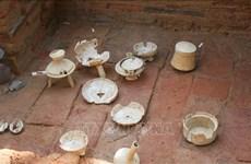 宁平省努力保护考古遗迹价值