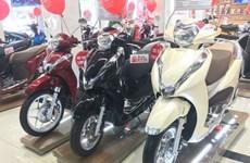越南本田摩托车和汽车销量分别增长7%和16%