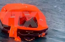 巴拿马籍货轮在平顺省富贵岛附近沉没事故:紧急搜寻2名失踪船员