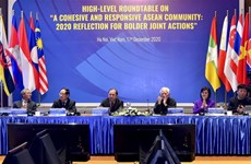 ASEAN 2020:继续发挥东盟作用以有效应对各种挑战和稳步前进