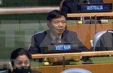 越南与联合国安理会:越南支持安理会加强与国际法院的合作