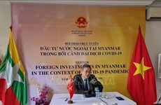 促进在缅越南企业的经营投资商机
