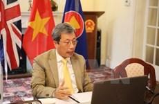在英国越南知识分子协会正式成立