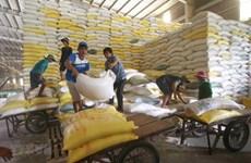 越南大米出口价格创九年以来新高