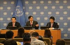 越南与联合会安理会:2020年越南已成功履行其在联合国安理会的职责