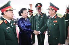 阮氏金银:第五军区集中建设廉洁强大的党委