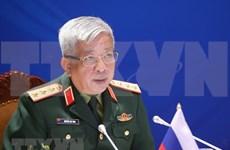越南人民军建军76周年:国防对外—在建立互信的基础上从早从远保卫国家