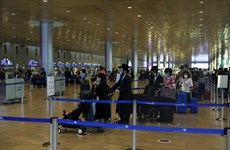 新冠肺炎疫情:将在以色列和阿曼的近250名越南公民接回国