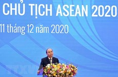 俄罗斯卫星通讯社:2020年对越南而言是非常特别的一年
