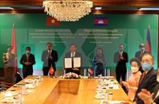 柬埔寨与越南关系迎来历史性时刻