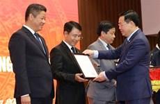 越南政府总理批准五省人民委员会主席等职务选举结果
