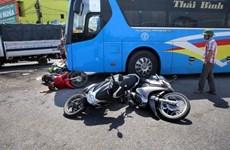 今年12月全国交通事故死亡人数652人